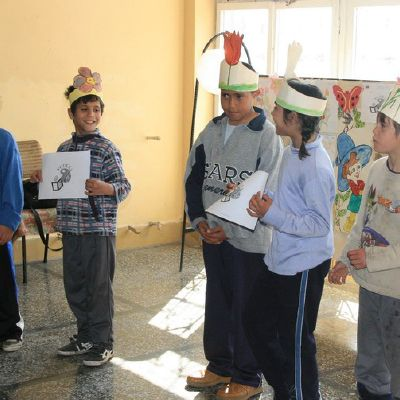 "Участието на учениците в проект ""Успех"" 1"