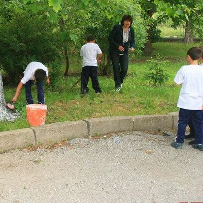 "Участието на учениците в проект ""Успех"" 2"